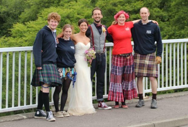 highland fling folks