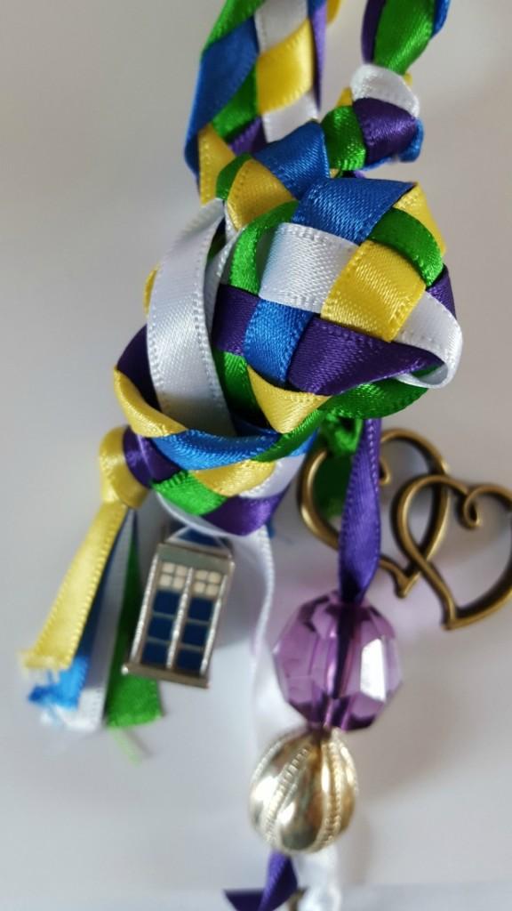 handfasting ribbon